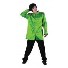 60s Musician Jacket - Green
