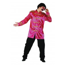 60s Musician Jacket - Pink