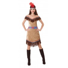 American Indian Lady (Deluxe)