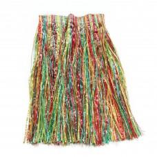 Grass Skirt (Adult) Coloured