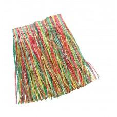 Coloured Grass Skirts (Children's)