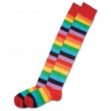 Clown Socks Multi Coloured