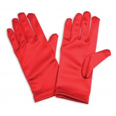 Red Childs Gloves