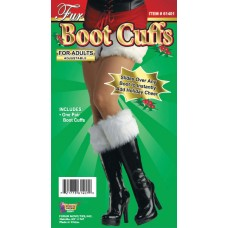 Fur Boot Cuffs