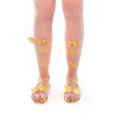 Goddess Sandals Gold Ladies