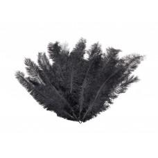 Black Blondine Feathers