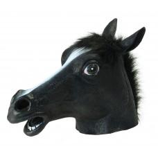 Black Beauty Horse Mask