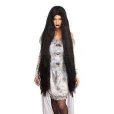 Black Long 40 Wig - Box