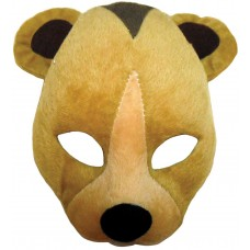 Bear Mask with Sound