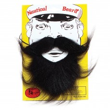 Black Nautical Beard