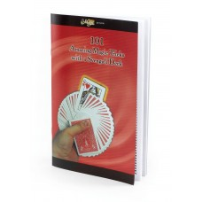 101 Magic Tricks Book For S/Deck