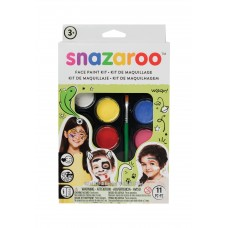 Snazaroo Face Painting Kit (Unisex)