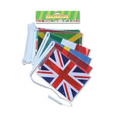 Multi Nation Bunting