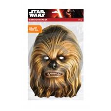 Chewbacca Card Face Mask