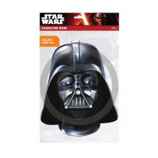 Darth Vader Card Face Mask