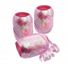 Curling Eggs Iridescent Pink