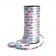 Birthday Curling Ribbon