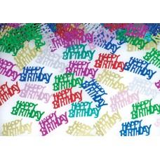 Confetti Happy Birthday Multi