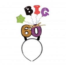 Birthday Big One Headband 60