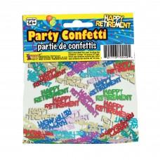 Confetti Happy Retirement