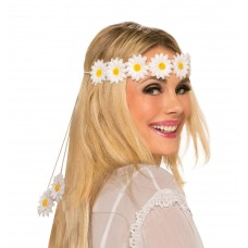 Hippy Daisy Headband