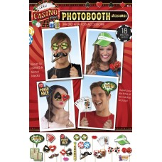 Casino Photo Booth Kit