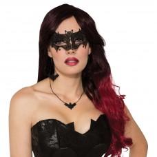 Bat Lace Mask